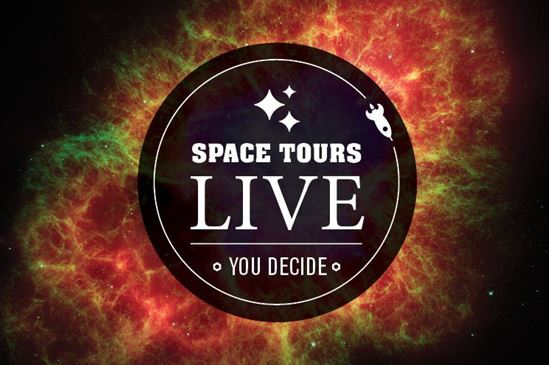Picture of Space Tours Live (Requires Museum Admission)