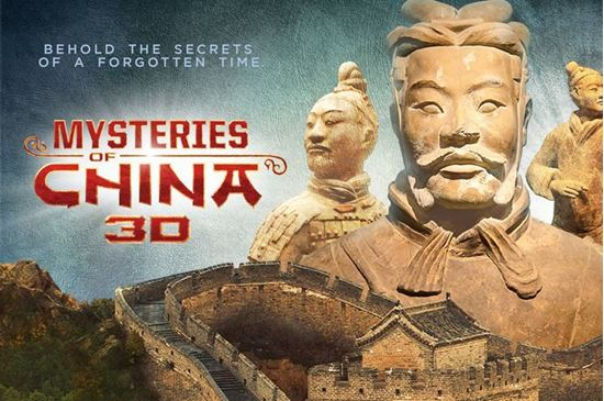 Picture of Mysteries of China 3D (Requires General Admission)