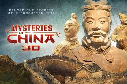Picture of Mysteries of China 3D (IMAX Only)