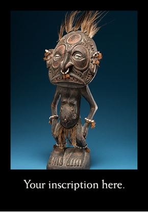 Picture of Melanesian Statue