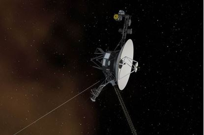 Picture of The Farthest: Voyager in Space