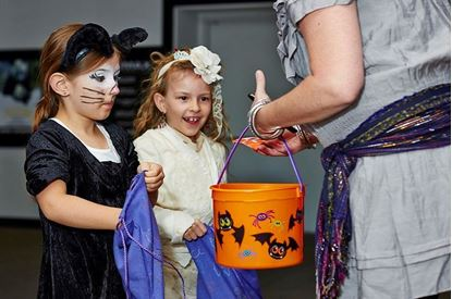 Picture of Family Overnight: Halloween at the Museum