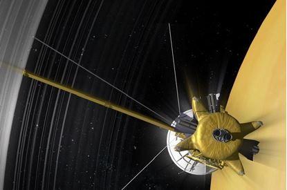 Picture of Cassini: The Grand Finale