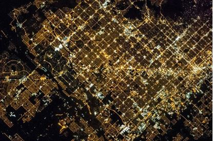 Picture of Digital Earth: Cities