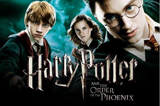 Picture of Hollywood Favorite: Harry Potter and the Order of the Phoenix 2D (IMAX Only)
