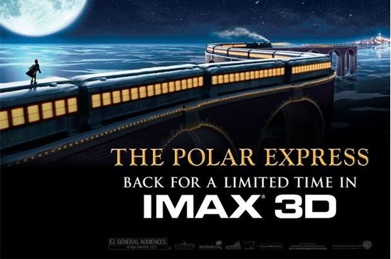 Picture of Hollywood Favorite: Polar Express 3D (IMAX Only)
