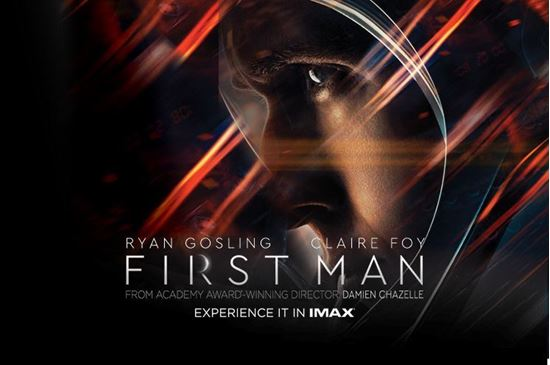 Picture of Hollywood Favorite: First Man 2D (IMAX Only)