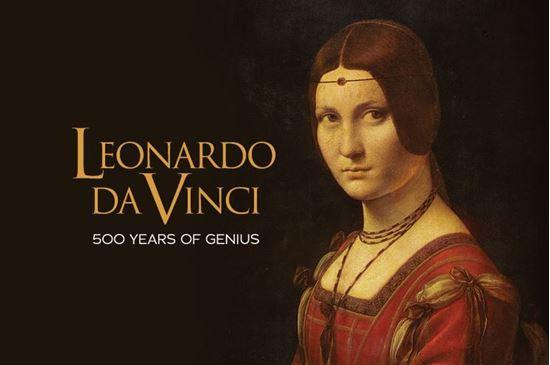 Picture of Leonardo da Vinci: 500 Years of Genius