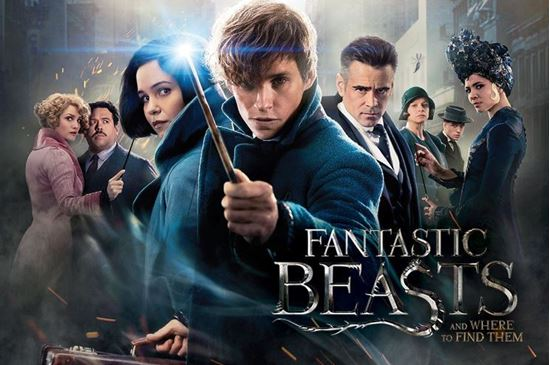 Picture of Hollywood Favorite: Fantastic Beasts and Where to Find Them 2D (IMAX Only)