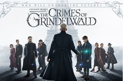 Picture of Hollywood Favorite: Fantastic Beasts and the Crimes of Grindelwald 2D (IMAX Only)