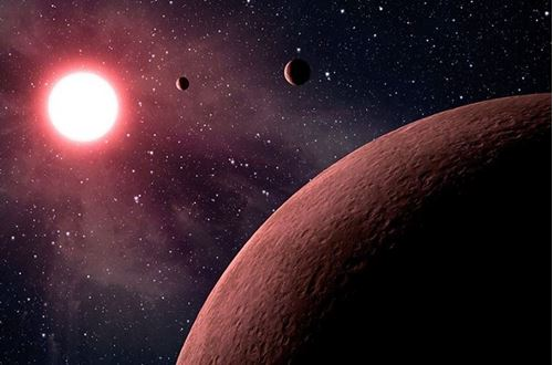 Picture of Science Lounge: Exoplanets and Extraterrestrials - Ages 21+
