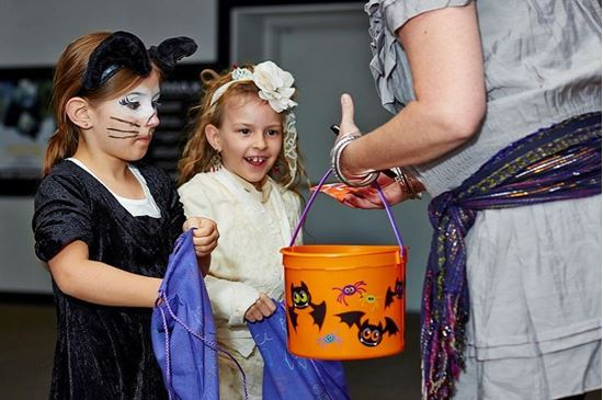 Picture of Trick or Treats! Family Overnight (Grades K-8 with Adult)