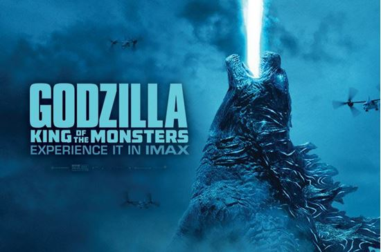 Picture of Hollywood Favorite: Godzilla: King of Monsters