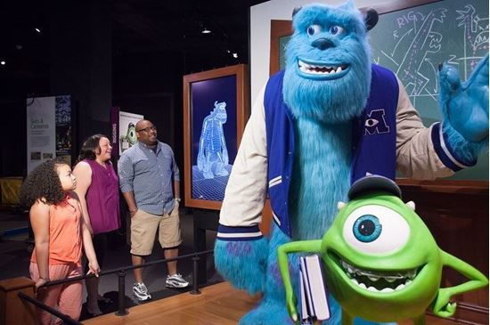 Picture of Pixar Family Workshop - Morning
