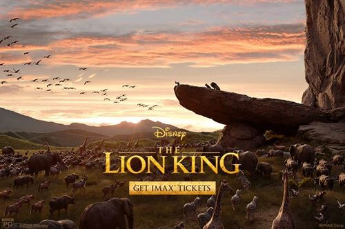 Picture of Hollywood Favorite: The Lion King 2D (IMAX Only)