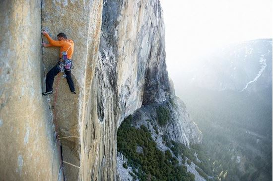 Picture of The Dawn Wall with Tommy Caldwell