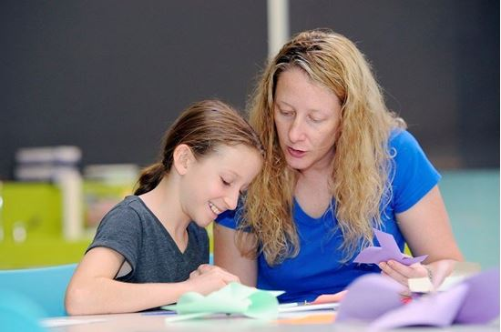 Picture of Spring into Science Family Overnight - Grades K-8 with adult