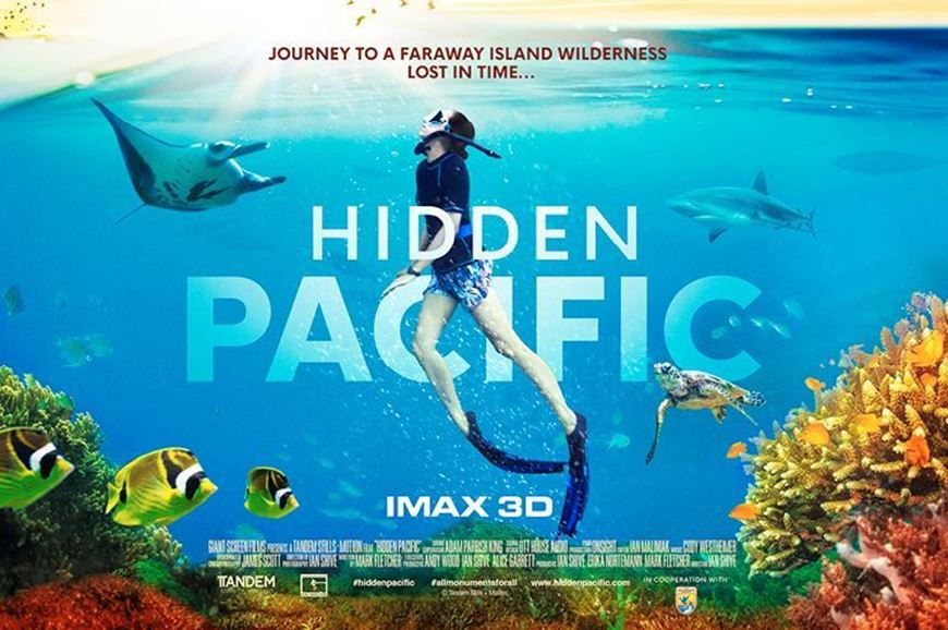 Picture of Hidden Pacific 3D (Requires Museum Admission)