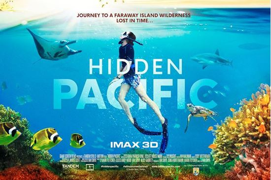 Picture of Hidden Pacific 3D (IMAX Only)