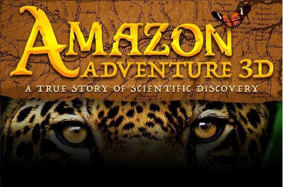 Picture of Amazon Adventure 3D (Requires Museum Admission)