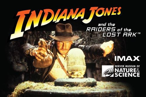 Picture of Hollywood Favorite: Indiana Jones and the Raiders of the Lost Ark 2D (IMAX Only)