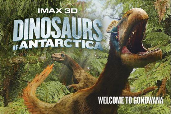 Picture of Dinosaurs of Antarctica 3D (Requires Museum Admission)