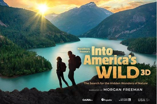 Picture of Into America's Wild 3D (Requires Museum Admission)