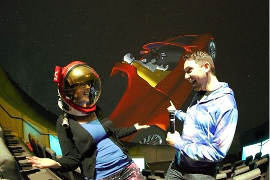 Picture of The Great Space Escape for Adults Only 8:00 p.m.