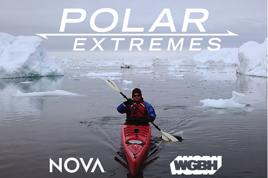 Picture of Polar Extremes with Kirk Johnson and Julia Cort