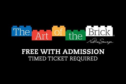 Picture of The Art of the Brick (Requires a timed ticket AND Museum Admission)