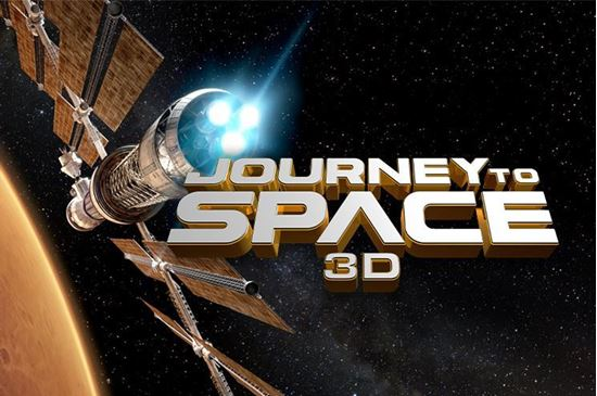 Picture of Journey to Space 3D (Requires Museum Admission)
