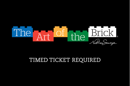 Picture of Art of the Brick Exhibit (Requires a timed ticket AND Museum Admission)