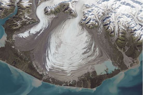 Picture of Digital Earth Ice