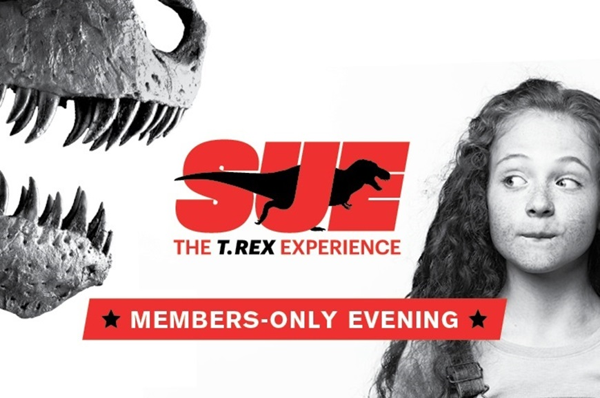 Picture of Member Only Evening - SUE: The T-Rex Experience