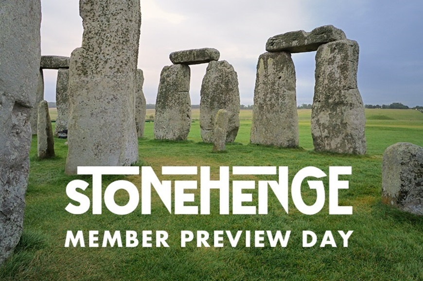 Picture of Member Preview Day: Stonehenge