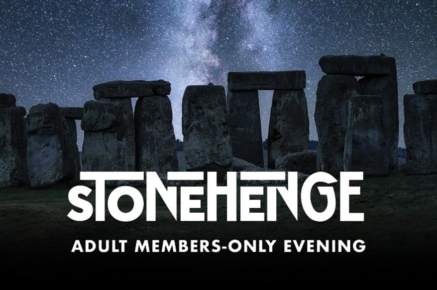 Picture of Adult Member Only Evening: Stonehenge