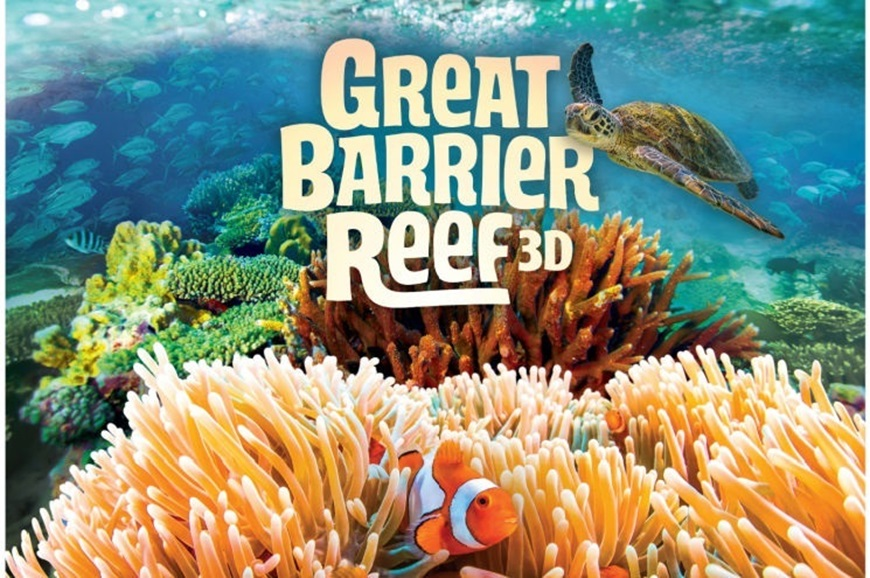 Picture of Great Barrier Reef 3D (Requires Museum Admission)